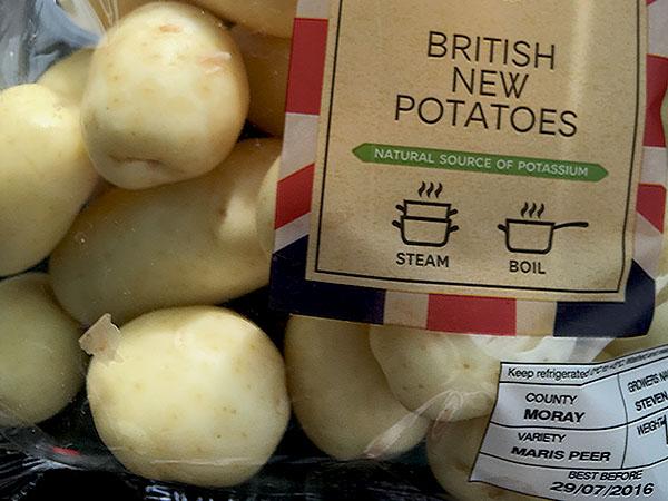 maris peer salad potatoes product